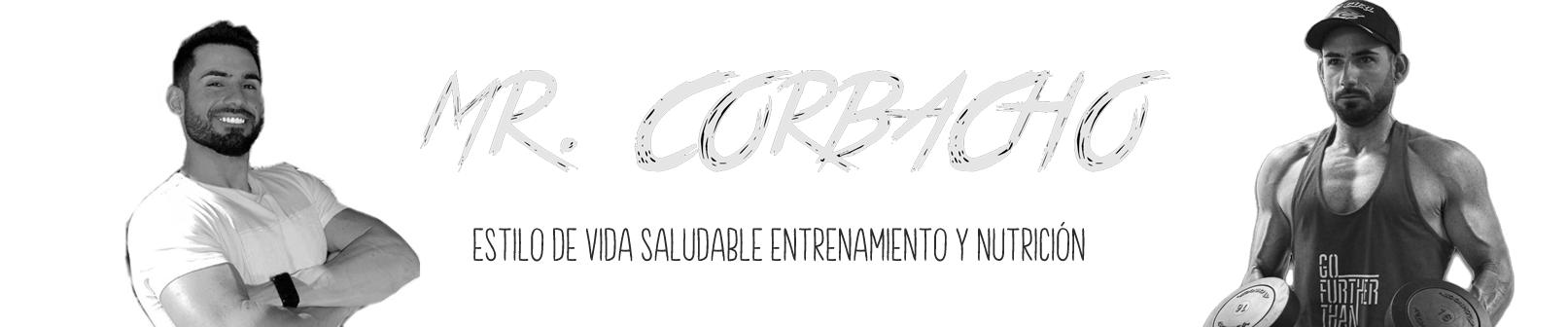 Mr Corbacho | NUTRICIÓN Y ENTRENAMIENTO