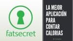 fatsecret; aplicacion contar calorias; fatsecret como funciona; contador calorias gratis; calcular calorias